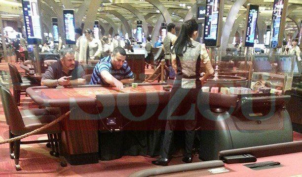 Binali Yıldırım'ın oğlu kumar masasında yakalandı!