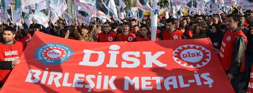 DİSK'te 1 Mayıs çatlağı: Metal işçileri Bakırköy'de olmayacak!