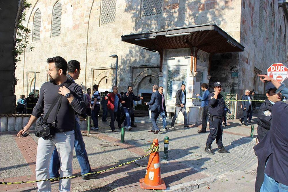 Bursa'daki bombalı saldırıyı TAK üstlendi