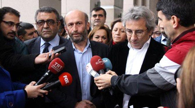 Can Dündar ve Erdem Gül tekrar mahkemede