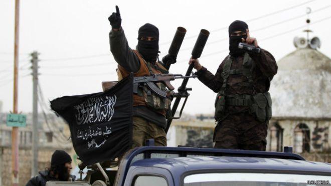Nusra Cephesi sözcüsü öldürüldü