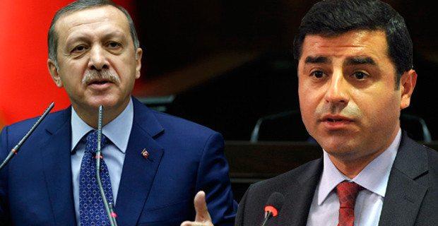 Erdoğan, Demirtaş'a açtığı 'hakaret' davasını kazandı