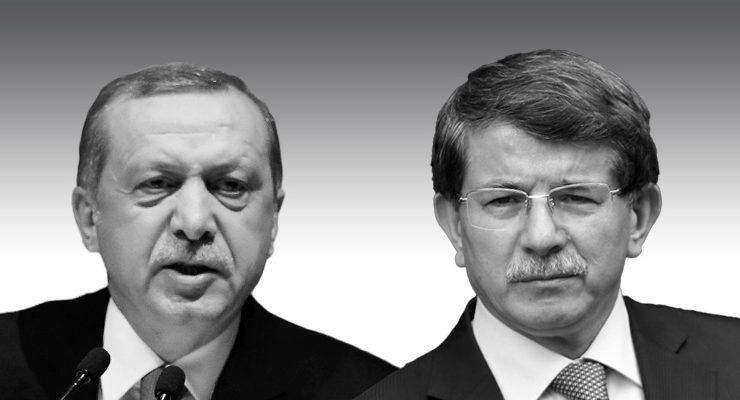 Davutoğlu, Erdoğan'ın uyarısını dinlemedi!