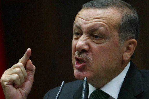 Erdoğan tehdit etti: Ya baş eğeceksiniz, ya baş vereceksiniz