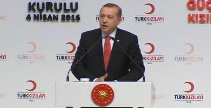 Erdoğan: Biz çözüm süreci dedik aldattılar, işi bitireceğiz!