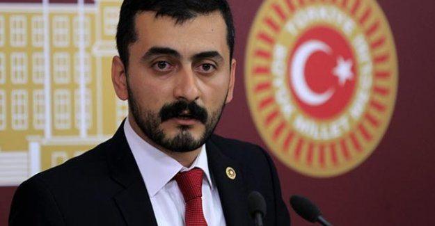 CHP'li Eren Erdem'den dokunulmazlık çıkışı