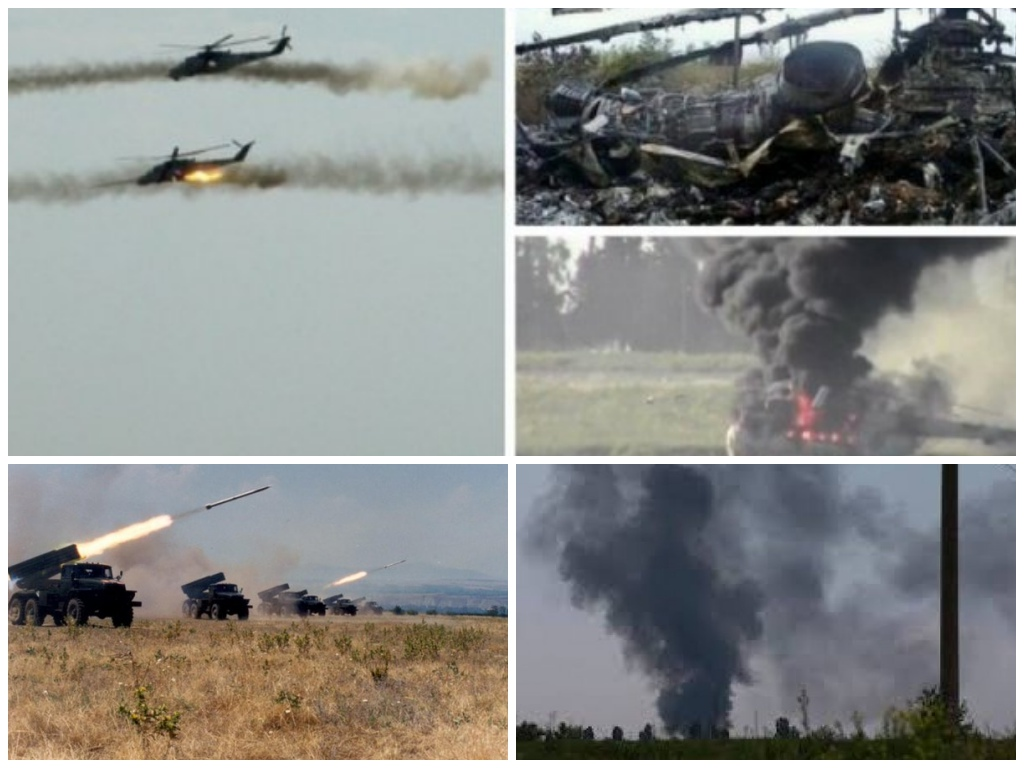 12 Azerbaycan ve 3 Ermenistan askeri hayatını kaybetti