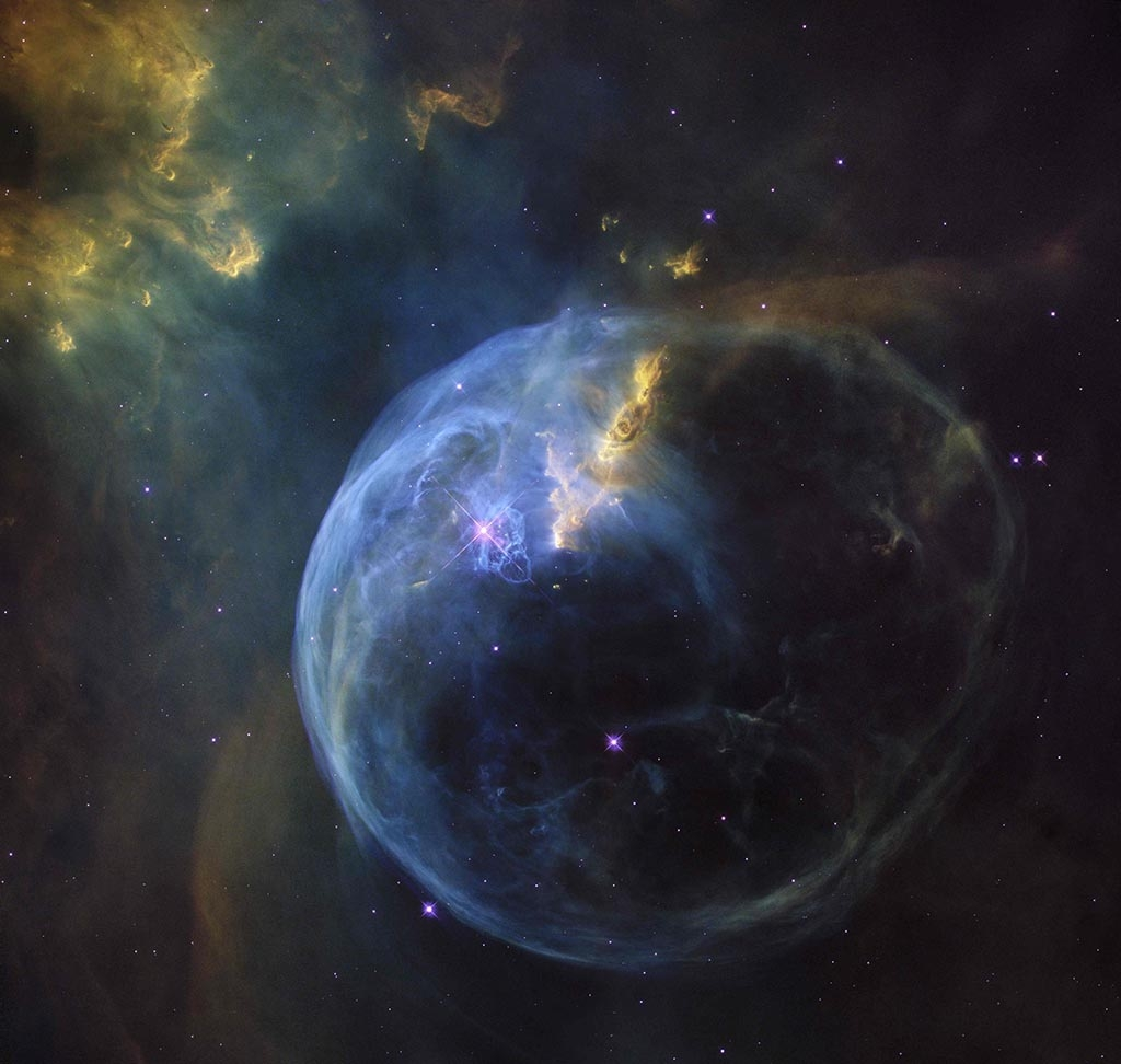 Samanyolu Galaksisi 100 bin ışık yılı çapında
