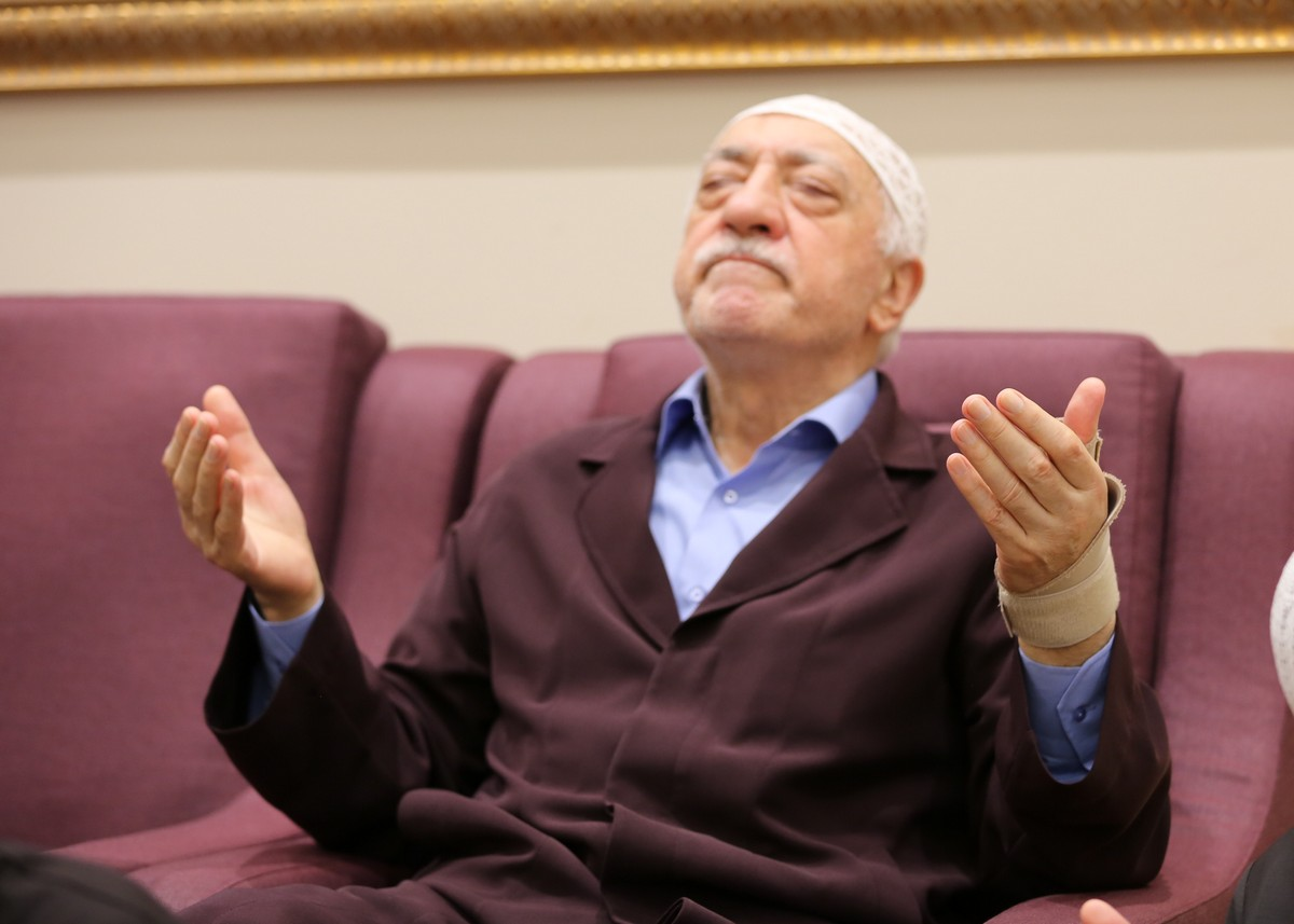 Fethullah Gülen'e hapis istemi!