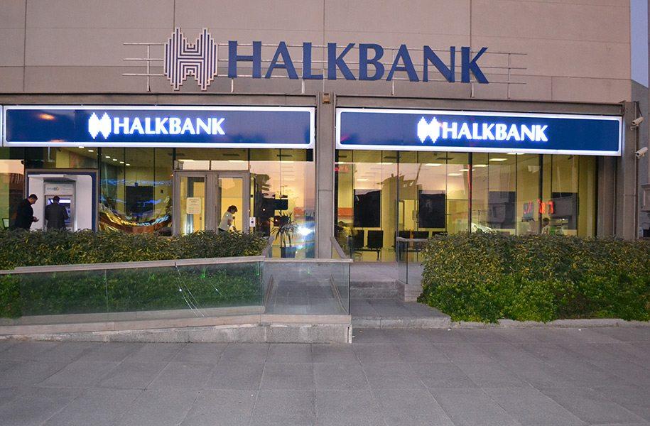 Halk Bankası Rıza Sarraf'ın önüne yattı