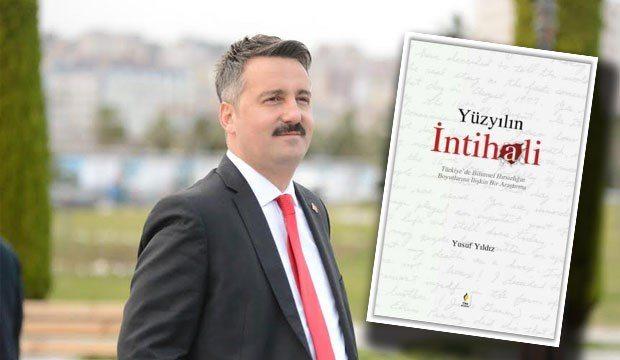 Hem AKP'li hem de intihalci dekan