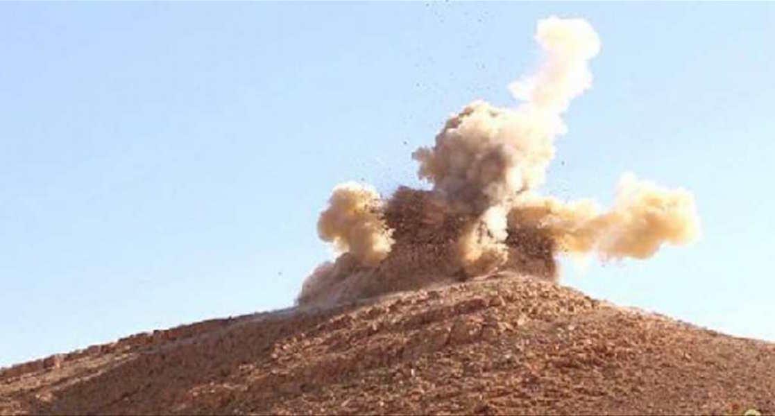 IŞİD Türkiye'de de tarihi eserleri yok ediyor