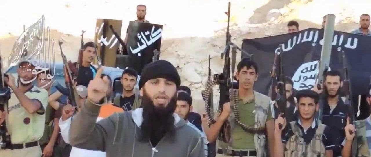 """""""Ilımlı muhaliflerin"""" sözcüsü Alluş: Boyunlarını vurun!"""