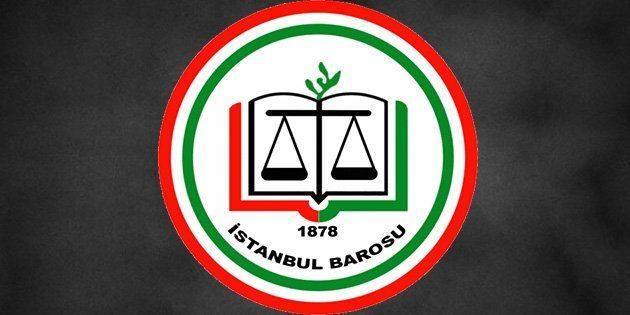 İstanbul Barosu'ndan