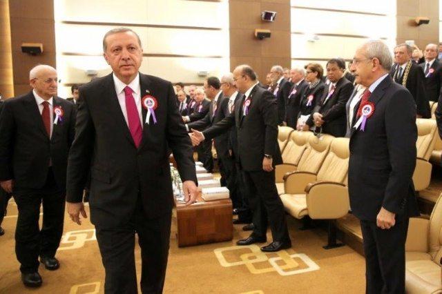 Kılıçdaroğlu: Erdoğan'ı insan yerine koymamalı!