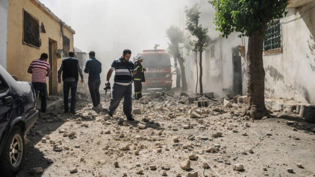Güvenlik yok ama Kilis 15 gün daha'özel güvenlik bölgesi'