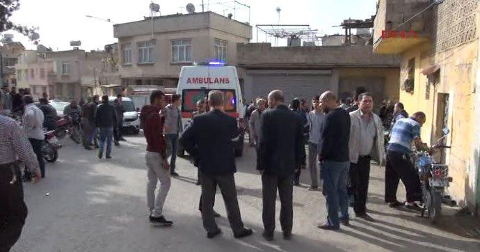 IŞİD yine Kilis'e roketle saldırdı