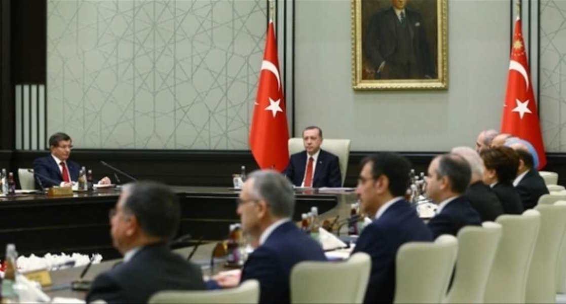 AKP'de yetki devrinden sonra Bakanlar Kurulu da