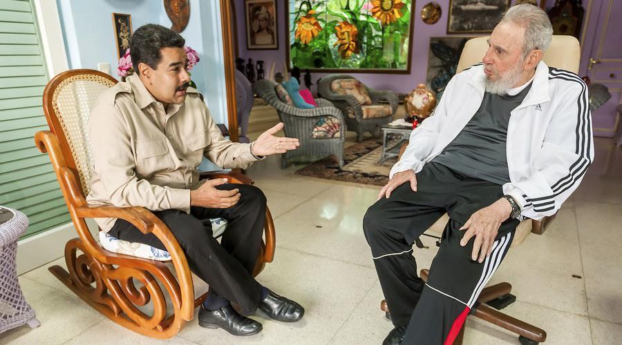 Maduro'dan Küba Komünist Partisi 7. Kongre'sine mektup