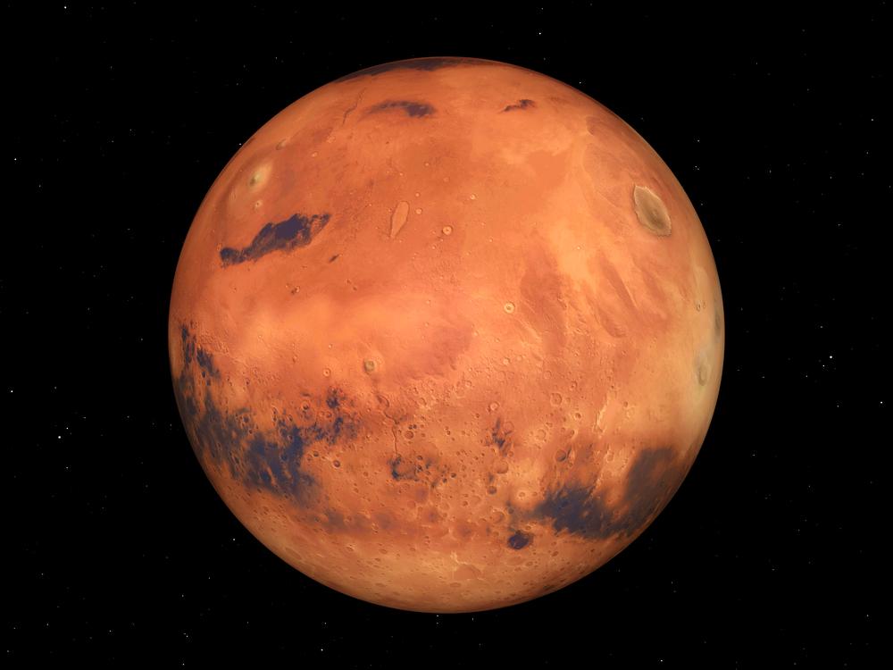 Mars'ta son