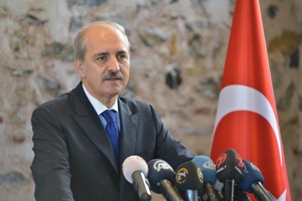 Kurtulmuş'tan Suriyelilere vatandaşlık verilmesi ile ilgili açıklama