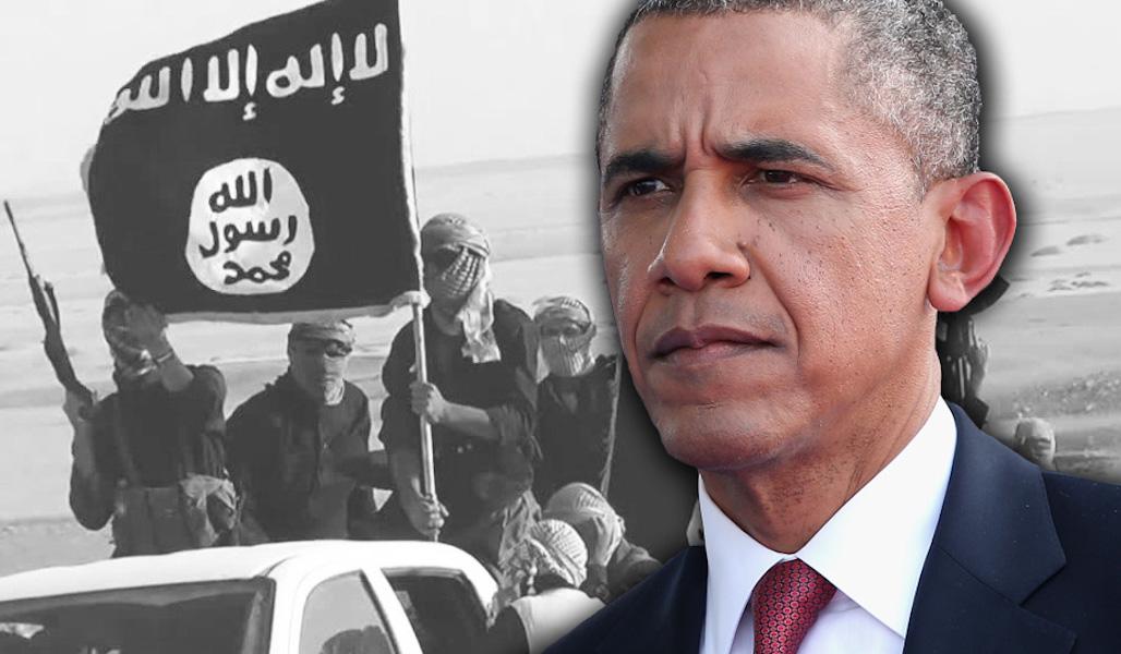 Obama'dan IŞİD itirafı