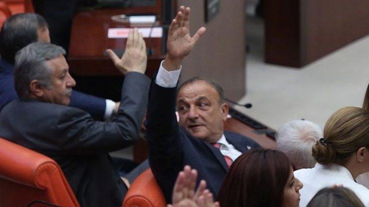 MHP, AKP'nin teklifini kabul etti