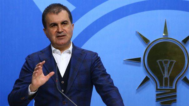 AB Bakanı Ömer Çelik'ten Salih Müslim açıklaması