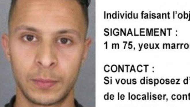 Paris saldırılarının zanlısı Abdeslam Fransa'ya iade edildi