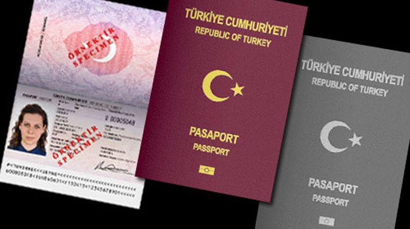 Yeni pasaportların dağıtılacağı tarih belli oldu