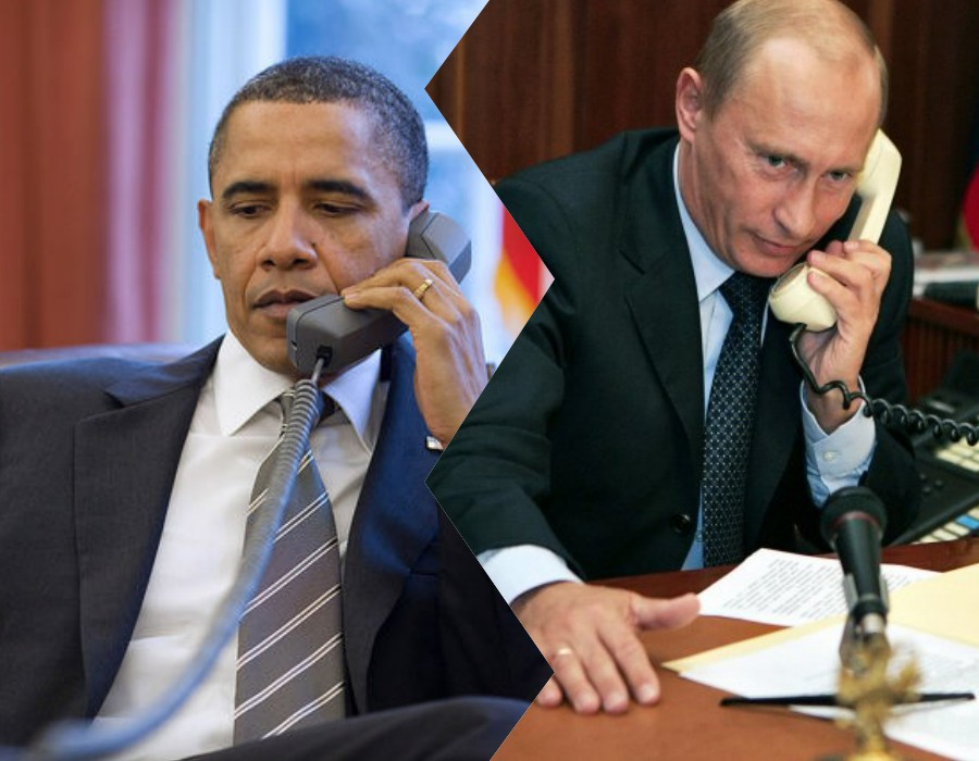 Obama Putin'den yardım istedi