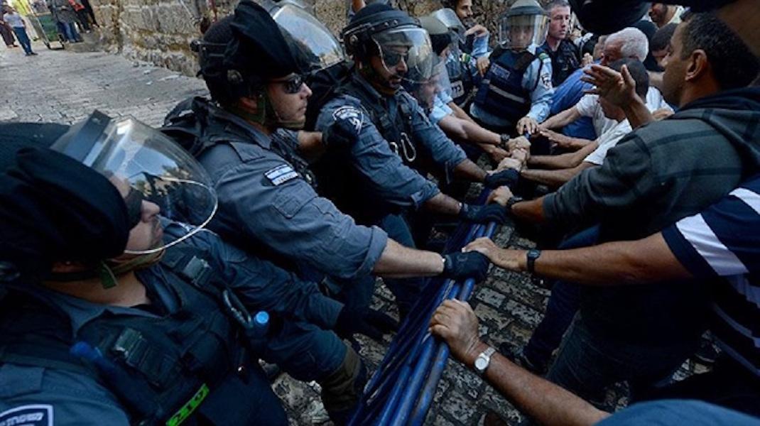 İsrail'den Mescid-i Aksa provokasyonu