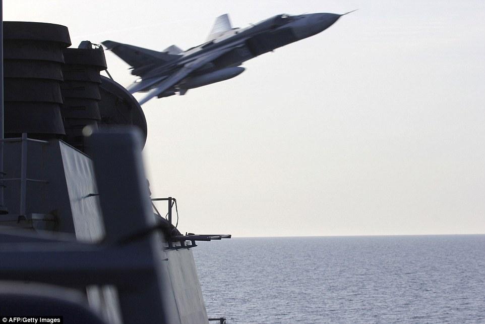 Baltık Denizi'nde tehlikeli yakınlaşma