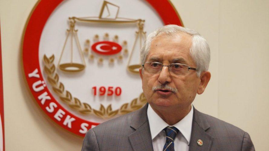 YSK Başkanı Güven: İmam hatip ruhu ayakta