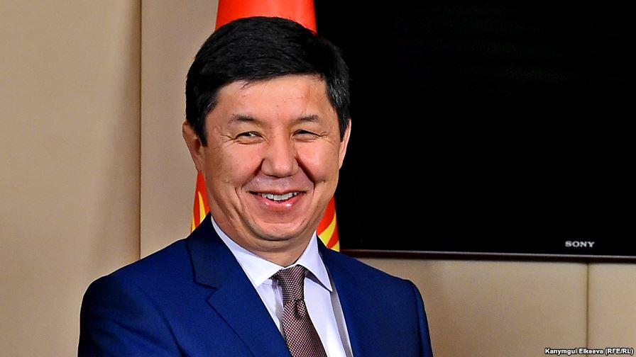 Kırgızistan Başbakanı istifa etti