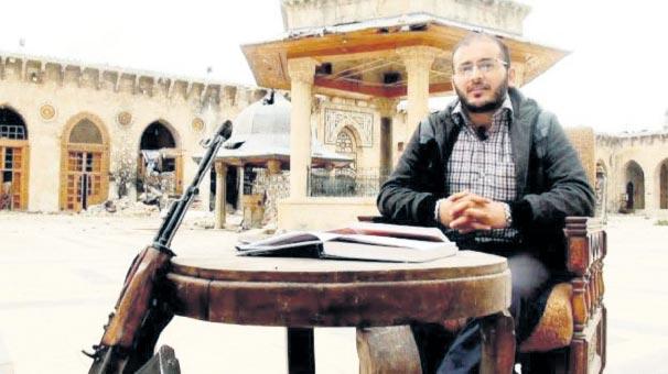 Ensesinden vurulan Suriyeli gazeteci öldü