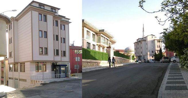 Arsa görünen yerde TÜRGEV'in binası çıktı!