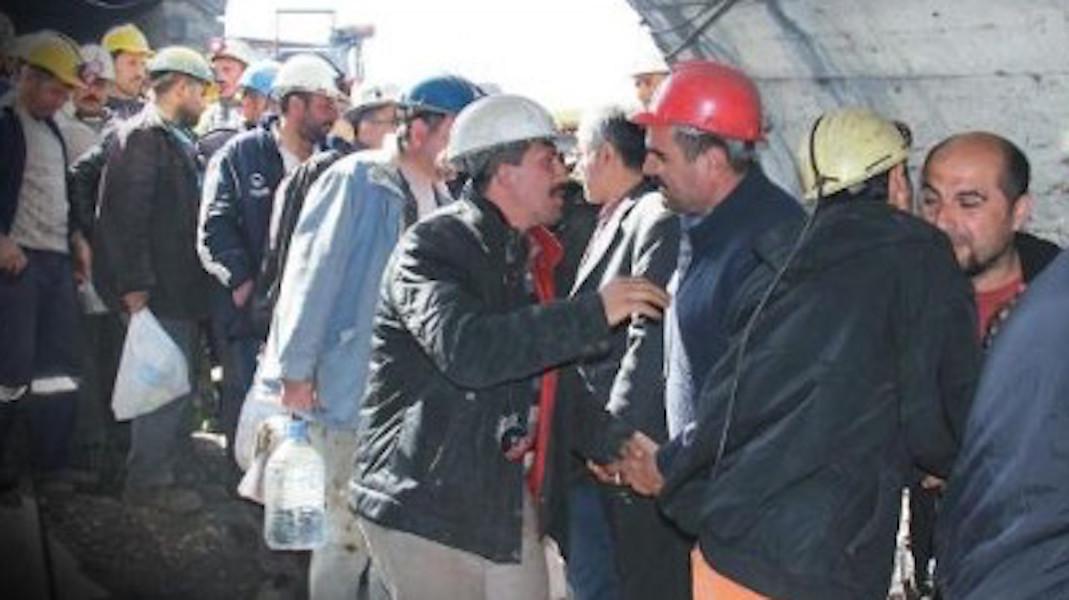 Madenci düşmanı patron: Soma'da öldürdü Yeni Çeltek'te işsiz bıraktı