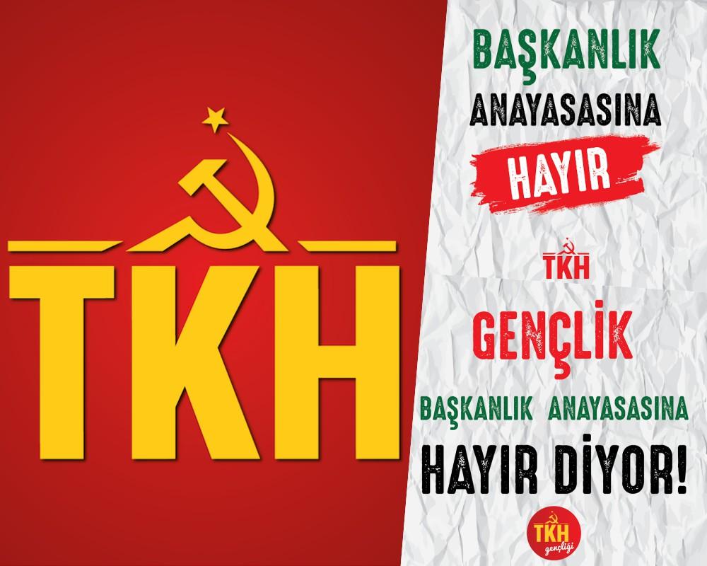 Aydın'da #BaşkanlıkDiktatörlüktür diyenlere