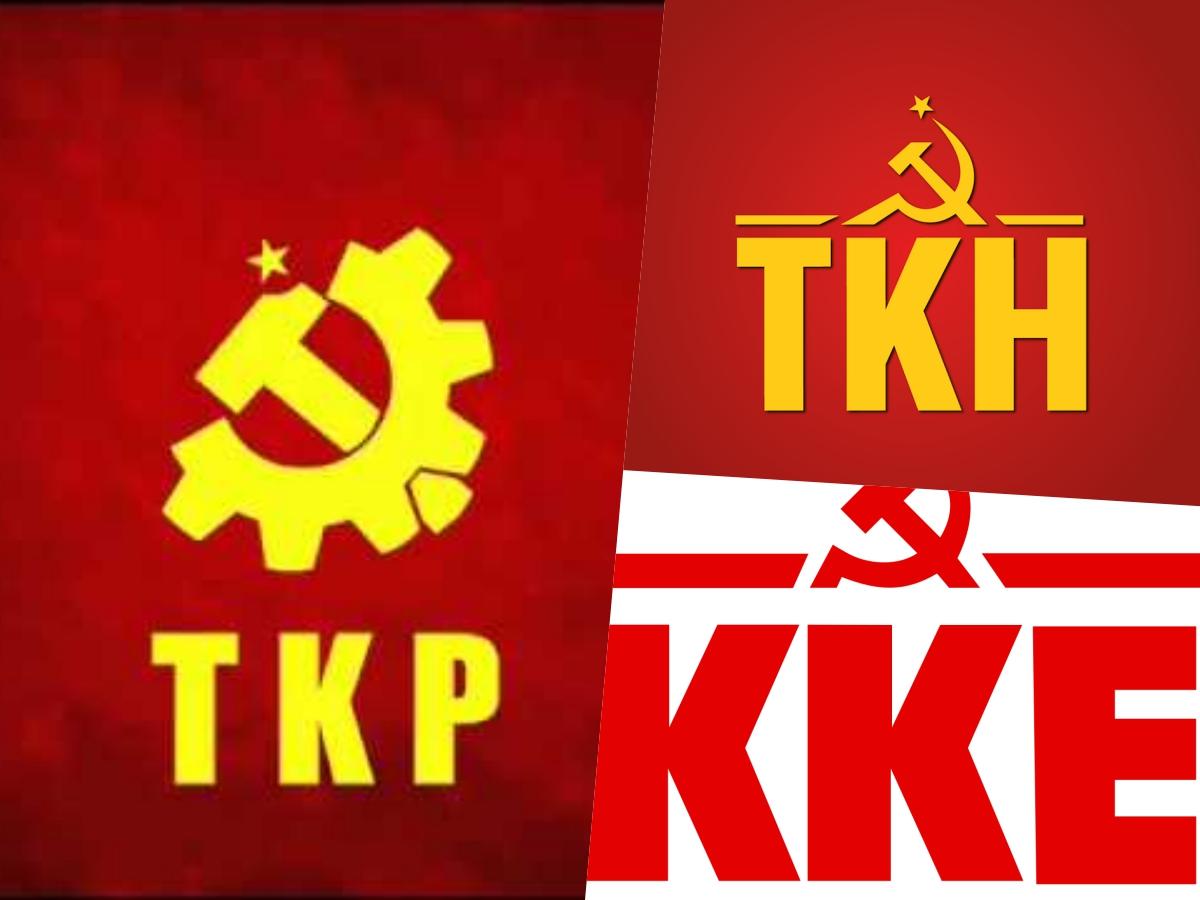 Komünistlerden Yunanistanlı yoldaşlarına mektup: TKP'nin içişlerine karışmaktan vazgeçin
