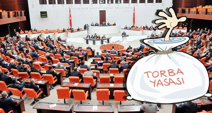 AKP'torba yasa'nın yılbaşından önce yasalaşmasını istiyor