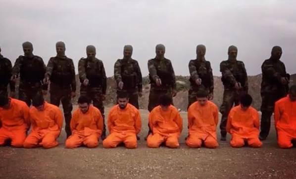 IŞİD'in ünlü turuncu tulumlarını Türkiye mi gönderiyor?