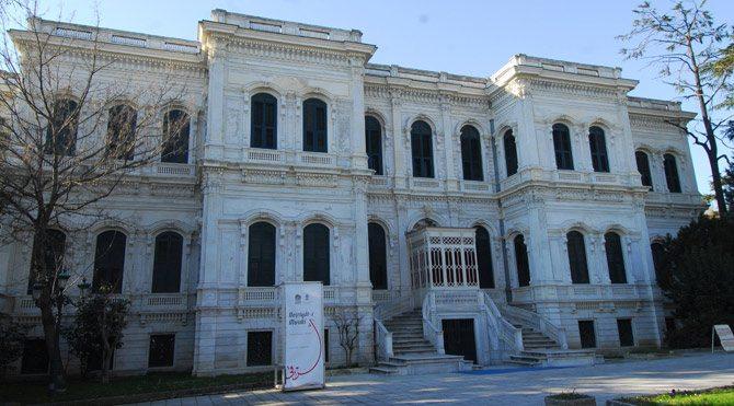 Yıldız Sarayı tekrar mimarların oldu