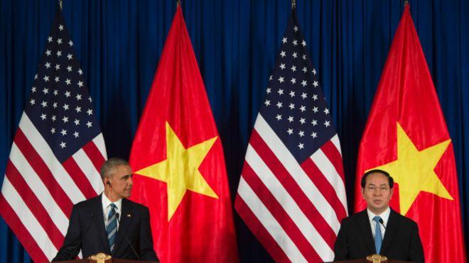 ABD, Vietnam'a uyguladığı silah ambargosunu kaldırıyor