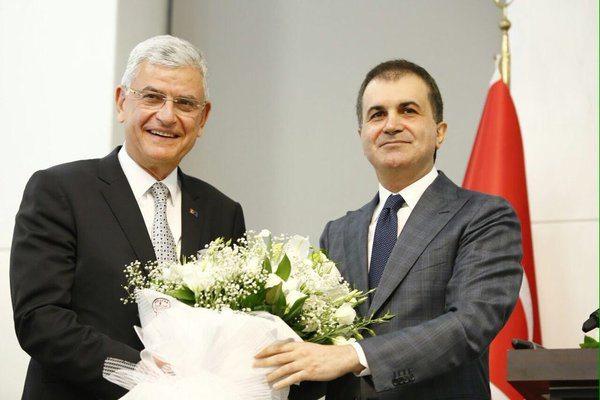 AB Bakanı Ömer Çelik'ten AB açıklaması: Yegane seçenek değil!