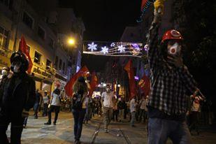 Fotoğrafçı Zafer Çimen'in objektifinden Haziran Direnişi