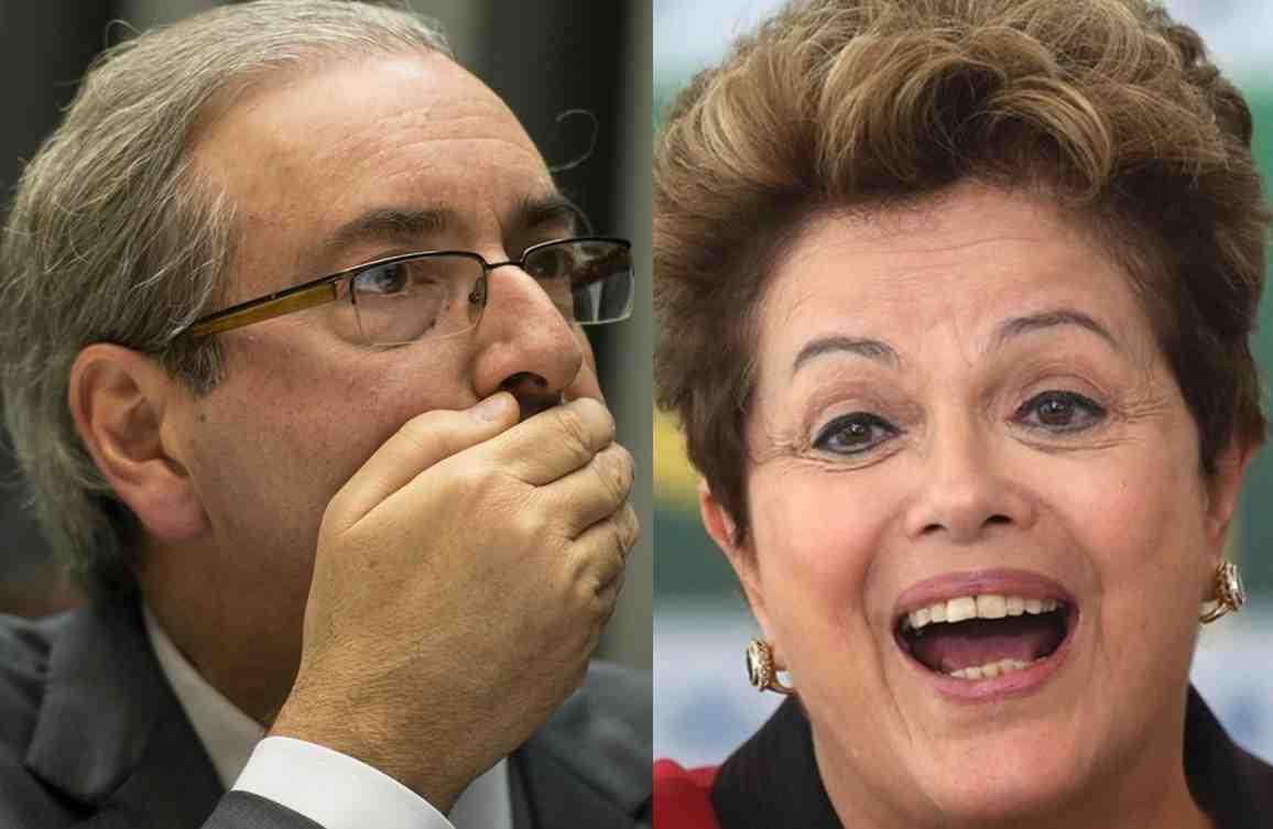 Dilma Rousseff'in görevden alınmasını isterken kendisi görevden alındı