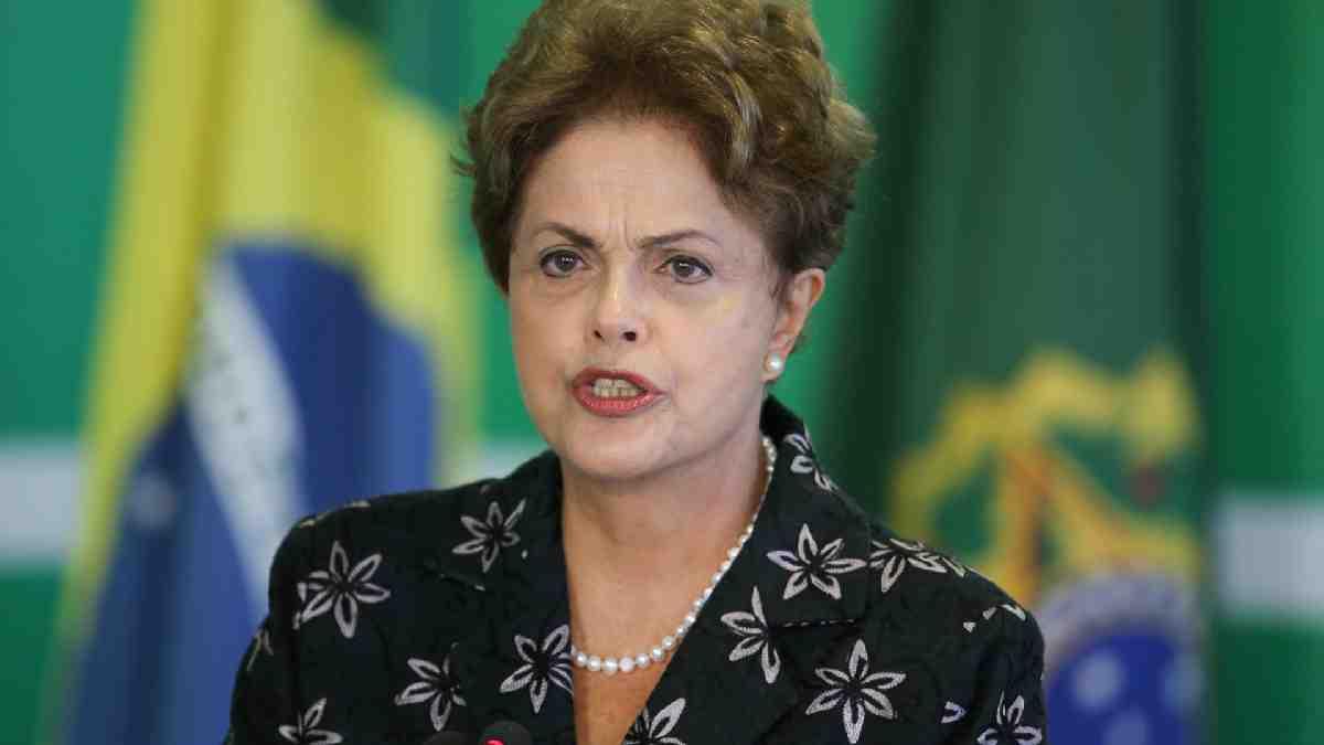 Brezilya lideri Rousseff'ten yeni soruşturma tehdidine yanıt: Hepsi yalan