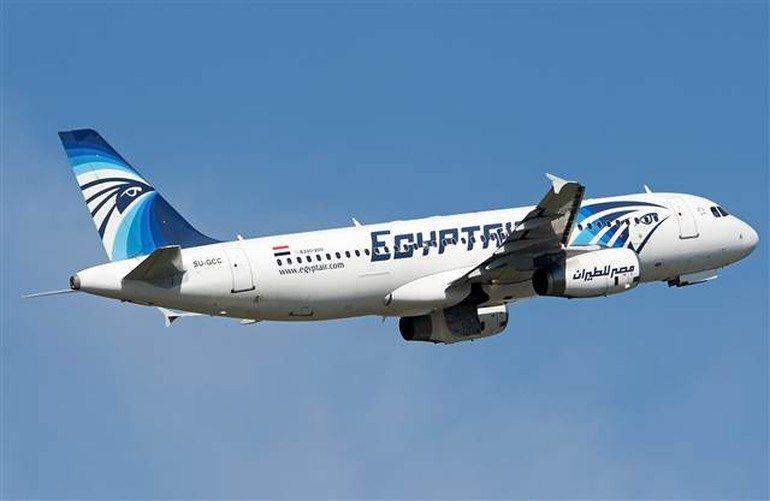 Kayıp Mısır uçağının enkazı bulundu!