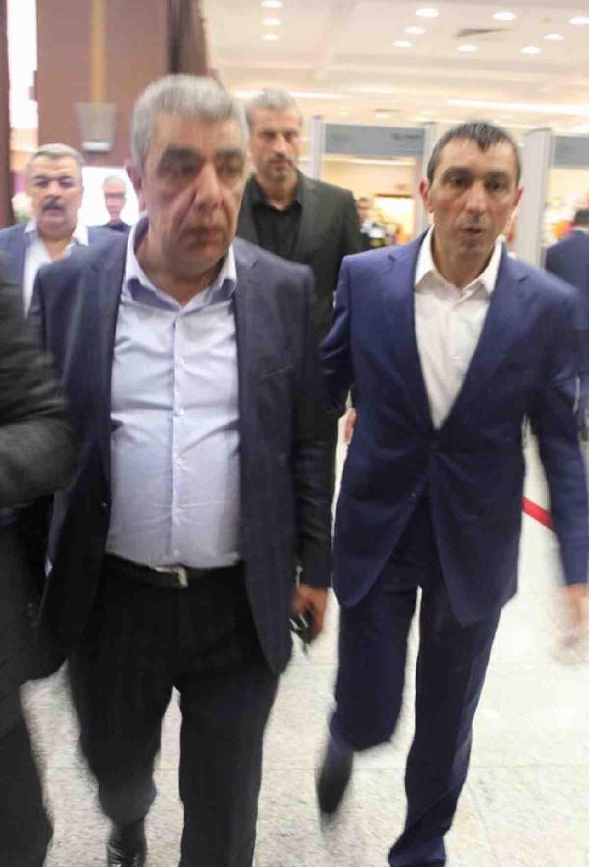 Can Dündar'a saldırının azmettiricisinin Haluk Kırcı ile fotoğrafı çıktı